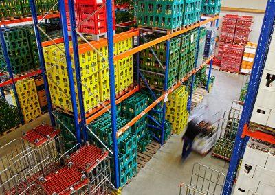 Getränkefachgroßhandel erzielt im Februar reales Plus von 0,7 Prozent