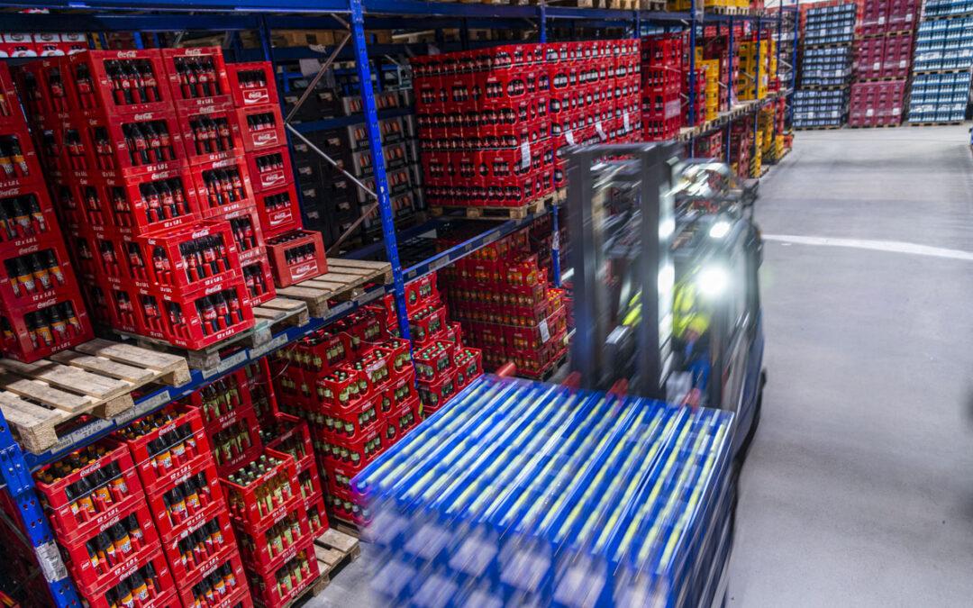 Getränkefachgroßhandel: Minus 17,1 Prozent im Februar