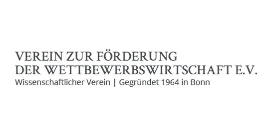 Verein zur Förderung der Wettbewerbswirtschaft -VFW- e.V.