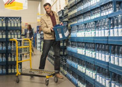 Getränkeeinzelhandel 2019: Reales Minus von 0,8 Prozent
