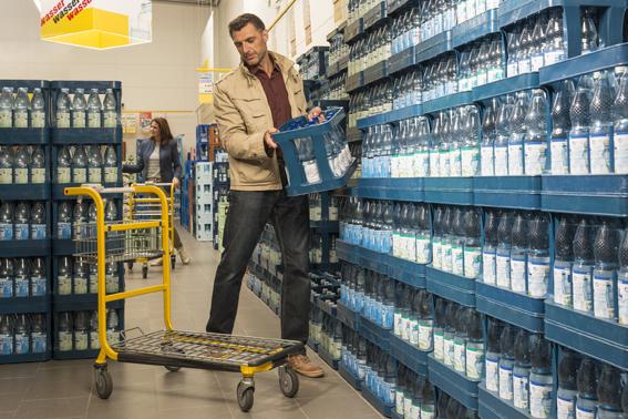 Getränkeeinzelhandel erzielt im Februar reales Plus von 4,6 Prozent