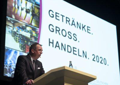 Erfolgreiches Branchenevent: GETRÄNKE. GROSS. HANDELN. 2020.