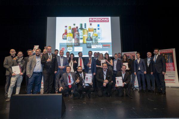 """Anderl und Mebold gewinnen bei """"Deutschlands beste Getränkehändler"""""""