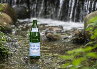 Mineralwasser: Abfüllung auch in Krisenzeiten gesichert