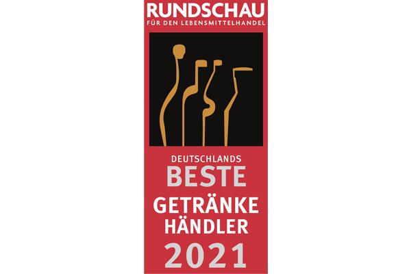 """""""Deutschlands beste Getränkehändler 2021″: Das sind die Gewinner"""