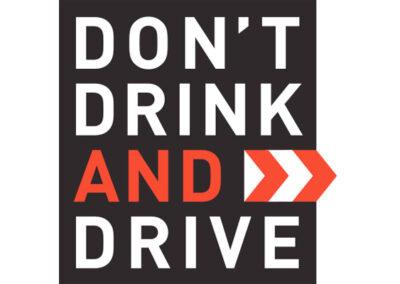 Neue Videos der Verkehrssicherheitskampagne DONT DRINK AND DRIVE