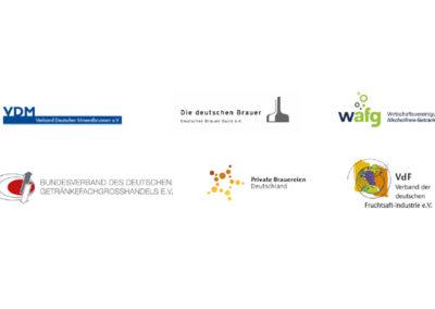 Gemeinsame Presseerklärung der Getränkewirtschaft: Wirksame Hilfen und klare Perspektiven – jetzt!