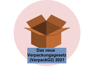 Erste Änderungen des neuen Verpackungsgesetzes treten in Kraft